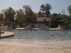 pool-time